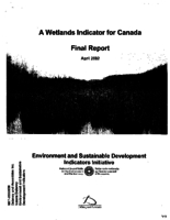 A Wetlands Indicator for Canada - Final Report