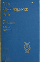 The unconquered air : and other poems
