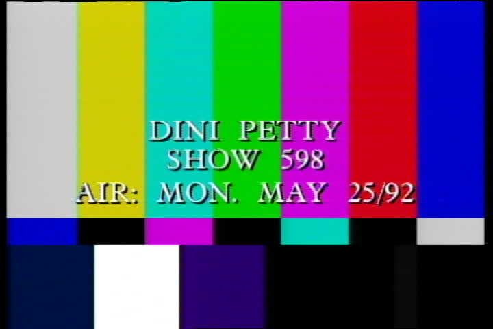 The Dini Petty Show : Red Skelton