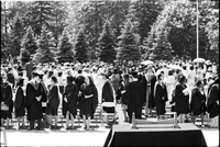 Glendon convocation, 1976