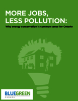 More Jobs, Less Pollution: Why Energy Conservation is Common Sense for Ontario