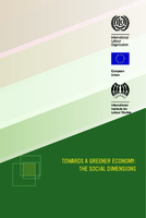 Towards a Greener Economy: the Social Dimensions
