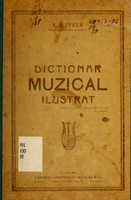 Dictionar muzical ilustrat