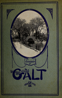 Galt centennial and Old Home Week, Galt, Ontario, Canada, June 29-July 4th, 1927