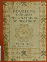 Guide de Montreal : Douzieme Congres international de geologie, 1913