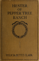 Hester of Pepper Tree ranch