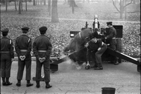 Armistice Day : 21 Gun Salute [Not Used]
