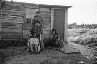 Armstrong, Ont : Indian Families