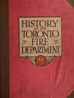 History of the Toronto Fire Department