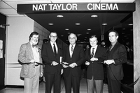 Nat Taylor Cinema : opening