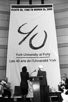 York University : 40th Anniversary