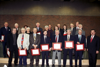 Founders Society awards : group photo