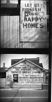 Lettering : Signs : Contact Sheets