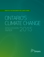 Ontario's Climate Change: Discussion Paper 2015
