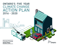 Ontario's Five Year Climate Action Plan 2016 - 2020
