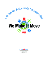 We  make it Move: a Vision for Sustainable Transportation