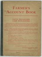 Account book - 1926 - 1927