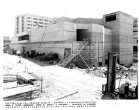 Curtis Lecture Hall  : under construction