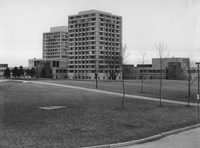York University buildings