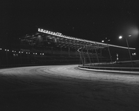 Old Woodbine Racetrack : new lights