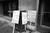 Womens liberation movement : York-Adelaide Streets Centre