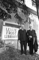 Glendon College opening, Leslie Frost Library