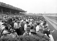 Woodbine Racetrack : opening day