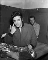 Elvis Presley : at Buffalo and Toronto : No 1