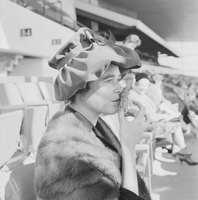 New Woodbine Racetrack : fashions