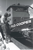 "Shipping, ""Flo Cooper"", tugboat"