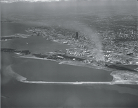 Aerial, harbour : Toronto's 2nd harbour