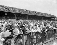 Woodbine Racetrack : Opening of Old Woodbine