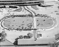 Malton New Woodbine Racetrack : Queens Plate aerials only