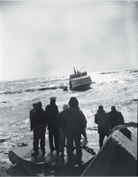 "Boat, ""Ciscoe"" : fishing tug during storm"