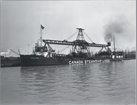 "Boats, S.S. ""Collier"" : coal ship"