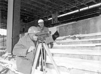 Old Woodbine Racetrack : building program