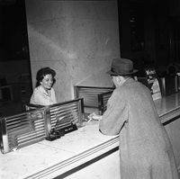 Toronto Dominion Bank : Cashier [not used]