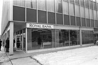 Royal Bank: Bathurst and Glencairn : Holdup [not used]