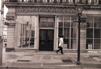 Toronto Dominion Bank : King and Jarvis St.