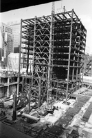 Toronto-Dominion-Tower : First section completed