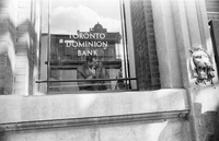 Toronto Dominion Bank : Queen and Logan : Hold up and robbery [not used]