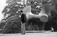 Arnhem, Holland : Moore Sculpture [not used]