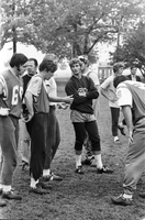 Football : Argo Practise - Joe Theismann