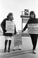 Food Prices : Housewives Protest [not used]