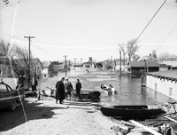 Foleyet, Ont : Floods [not used]