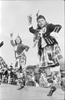 Hamilton, Ont. : Highland Games and Tattoo staged by Scottish clans and societies