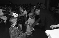 Hallowe'en : Party at Lord Dufferin School [not used]