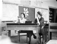 Hamilton, Ont. : RE Gibson Public School : Classes for the handicapped