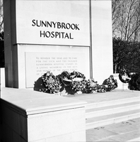 Armisitice Day : Sunnybrook Hospital [Not Used]