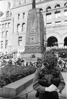 Armistice Day : Civic War Vets at City Hall